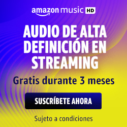 Amazon music 30 días gratis - prueba gratuita