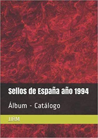 Album Catalogo Sellos de España 1994