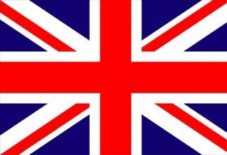 Bandera de Gran Bretaña 90 x 150 resistente a la intemperie
